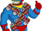 Duffman mexicain