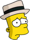 Tic-Tac Simpson Triste