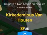 Kirkedemious Van Houten
