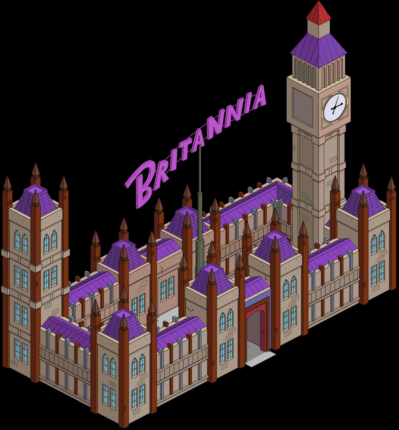 Casino Britannia