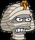 Madame la momie Colère
