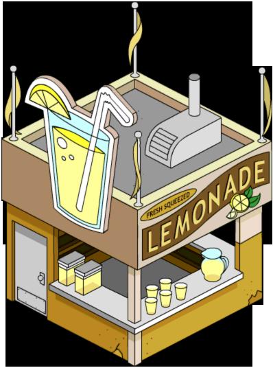 Stand de limonade