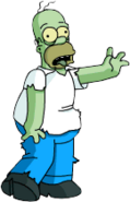 Homer Zombie