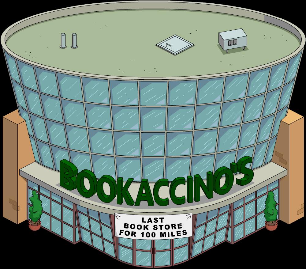 Librairie Bookaccino's