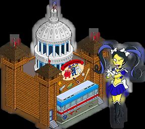 Restaurant Americatown et Sailor Kumiko