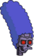 Robot Marge Ennuyé