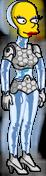 LadyBot Menu