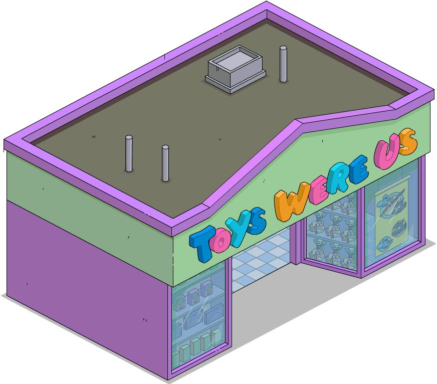 Magasin Toys Were Us