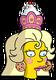 Princesse Jules Triste