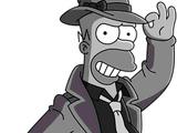 Homer N&B