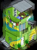 Maison colorée (3)