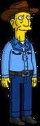 Buck McCoy Menu
