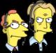 Commentateurs de Baston de robots Ennuyé