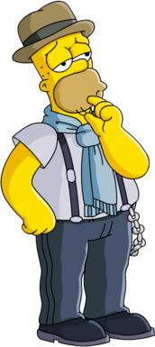 Cool Homer alternatif