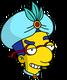 Marquis Milhouse Chantant