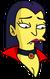 Comtesse Dracula Triste