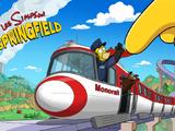 Extension du Monorail