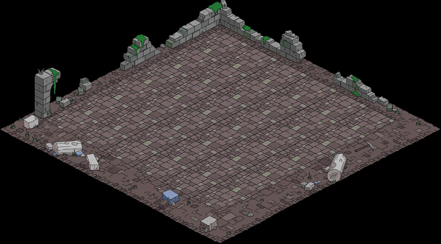 Vieilles ruines