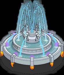 Fontaine de demain