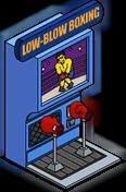 Boxe à coups bas