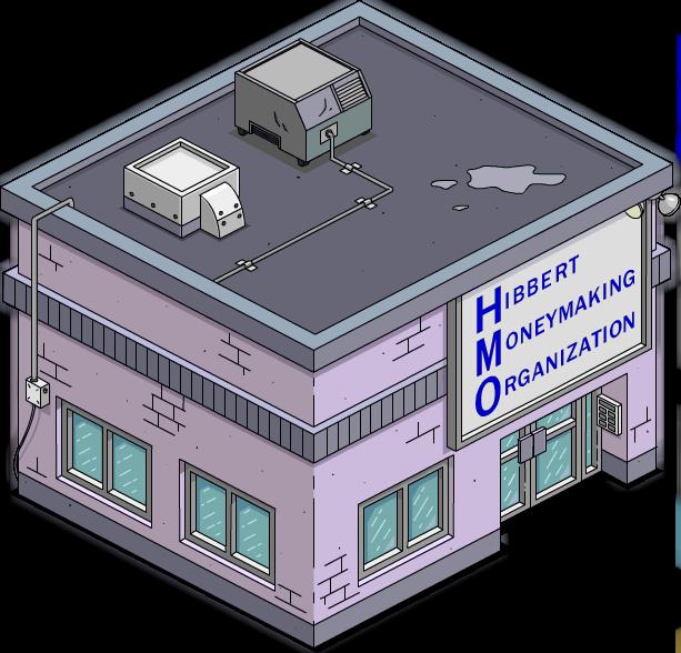 Centre médicommercial du Dr Hibbert