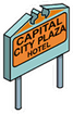 Hôtel Plaza de Capital City Icon.png