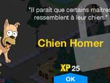 Chien Homer