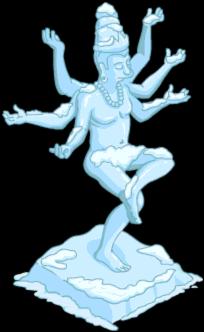 Dieu de la glace