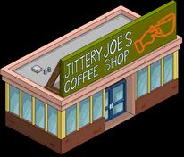 Café Joe le nerveux