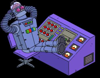 Homer Robot