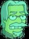 Matt Groening Plasmique Colère