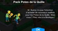 Pack Potes de la Quille Annonce