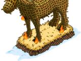 Bouc géant en feu (quête)