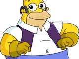 Homer Anime