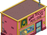 King Toot's musique