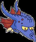 Burns Dragon Icon