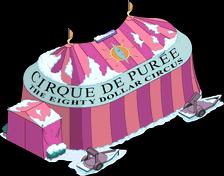 Cirque de Purée