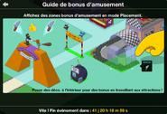 Guide de bonus d'amusement