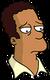 Virgil Simpson Triste
