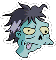 Disco-zombie Icon