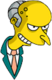 M. Burns Machiavélique