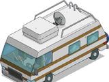 Camping-car de Grand-père VH