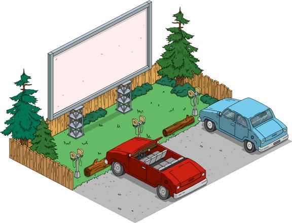 Cinéma drive-in