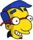 Milhouse Cool Content