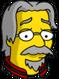Matt Groening Triste