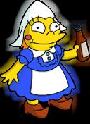Femme gnome