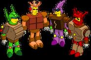 Chocobots