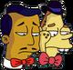 Gabbo & Arthur Triste