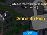 Drone du Fisc