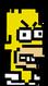 Homer Pixel Ennuyé